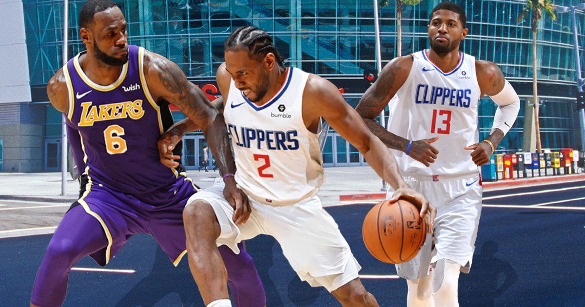 Is The New Look Nba Now A Battle For L A Between The Lakers