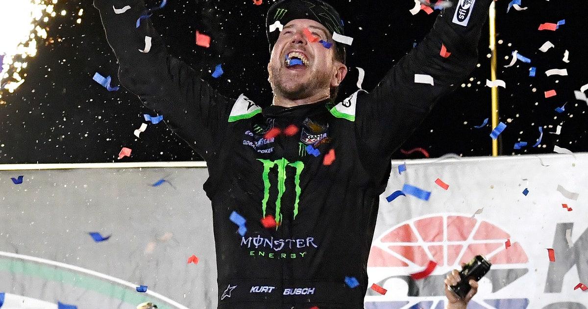 Kurt Busch, crew chief enjoy victory after Daytona criticism | FOX Sports
