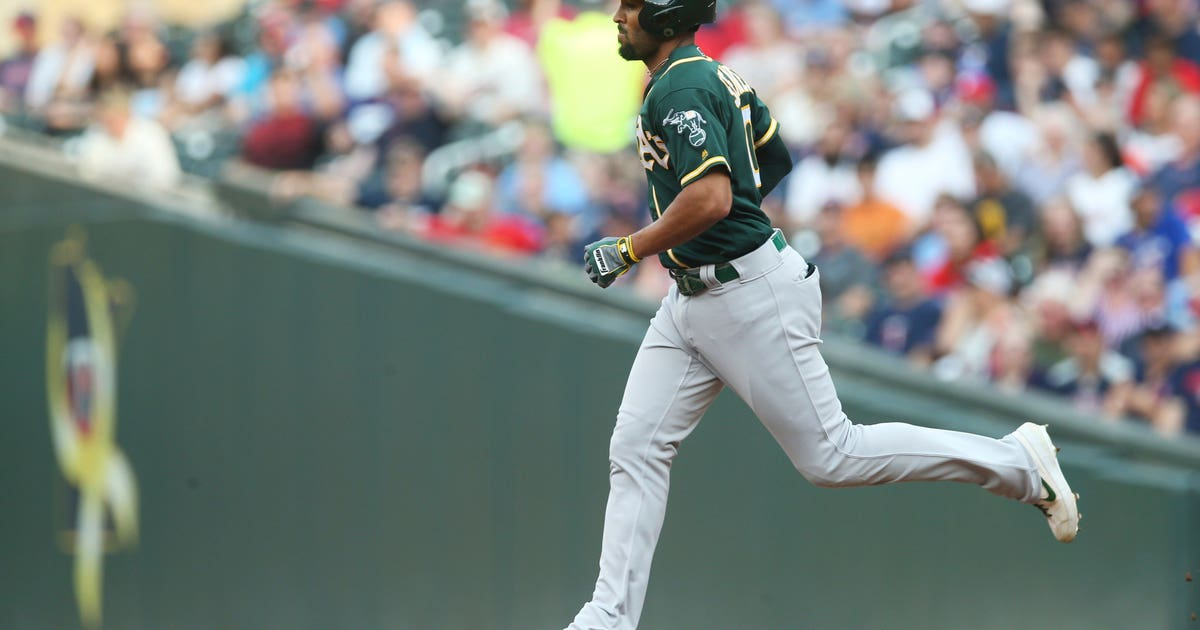 Semien has 3 extra-base hits, surging A's beat Twins 5-3 | FOX Sports