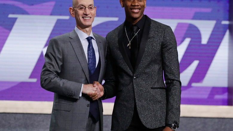NBA's Silver says changes to rules on draft trades possible