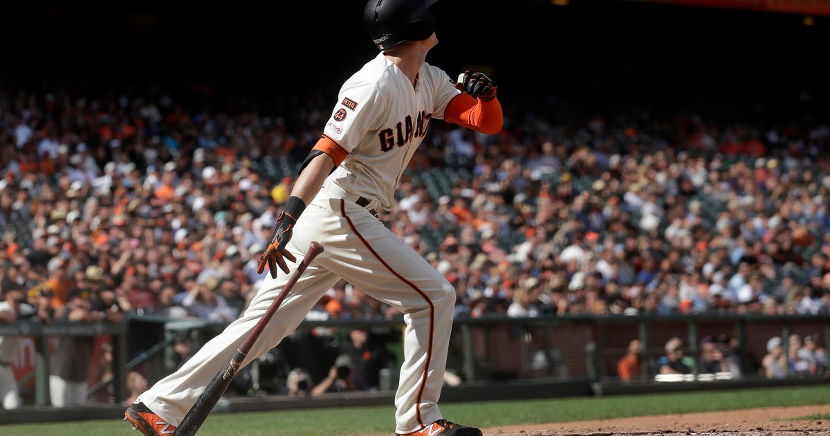 Yastrzemski homers in 12th to lift Giants over Mets 3-2 | FOX Sports