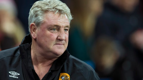 <p>               FILE - In this Tuesday, Dec. 1, 2015 file photo, Hull City's manager Steve Bruce on the touchline before his team's English League Cup soccer match between Manchester City and Hull City at the Etihad Stadium, Manchester, England. Newcastle has hired Steve Bruce to replace Rafael Benitez as manager of the Premier League team it was announced on Wednesday, July 17, 2019. (AP Photo/Jon Super, File)             </p>