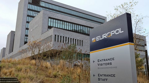 <p>               FILE - This Friday, Dec. 2, 2016 file photo shows the headquarters of Europol in The Hague, Netherlands. A massive law-enforcement effort across Europe has resulted in the seizure of 24 tons of raw steroid powder and closure of nine underground labs that produced performance-enhancing drugs and other illegal substances. Europol said Monday, July 8, 2019 the operation, which included 33 countries and was led by national police forces in Italy and Greece, was the largest of its kind and led to the arrest of 234 people and the dismantling of 17 organized-crime groups. (AP Photo/Mike Corder, File)             </p>