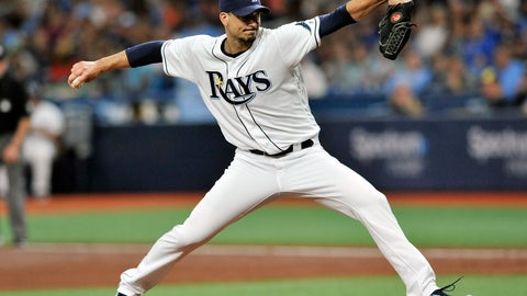 <p>               Tampa Bay Rays starter Charlie Morton pitches against the Baltimore Orioles during the second inning of a baseball game Tuesday, July 2, 2019, in St. Petersburg, Fla. (AP Photo/Steve Nesius)             </p>