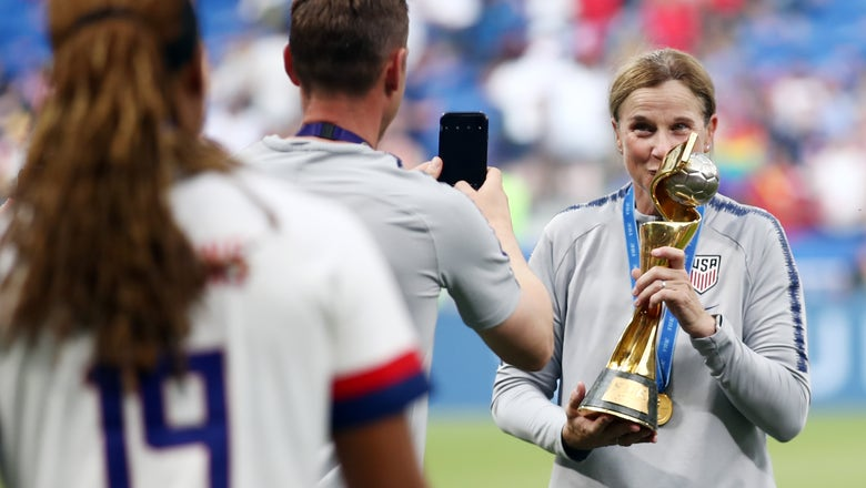 Was U.S. women's national team coach Jill Ellis massively underrated?