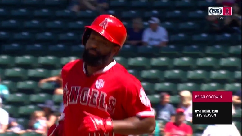 HIGHLIGHTS: The Angels participated in a home run derby in Seattle
