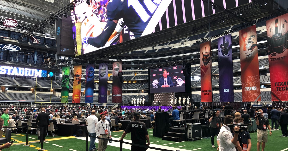 Big 12 Media Days kick-off at AT&T Stadium | FOX Sports