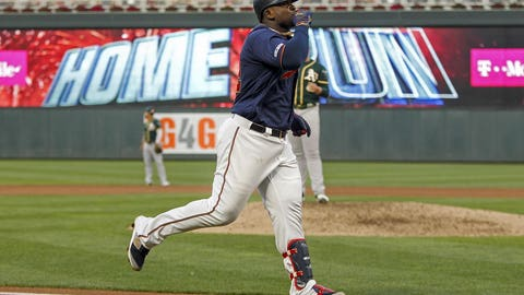 Miguel Sano, Twins third baseman (↑ UP)