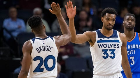 Wolves release NBA Summer League roster