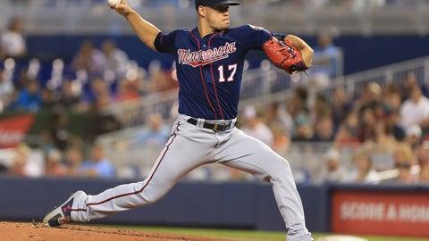 Jose Berrios, Twins pitcher (⬇️ DOWN)