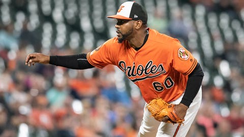 RP Mychal Givens, Baltimore