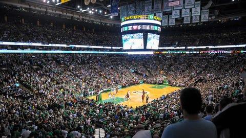 Boston Celtics (49-33)