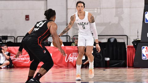 Most surprising player: D.J. Wilson