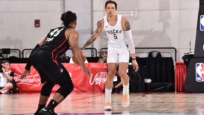 Bucks wrap up Summer League play with 99-84 loss to Portland