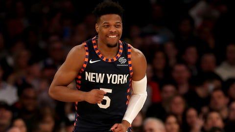 New York Knicks (17-65)