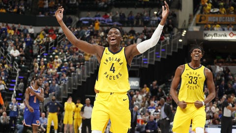 Indiana Pacers (48-34)