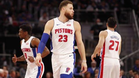 Detroit Pistons (41-41)