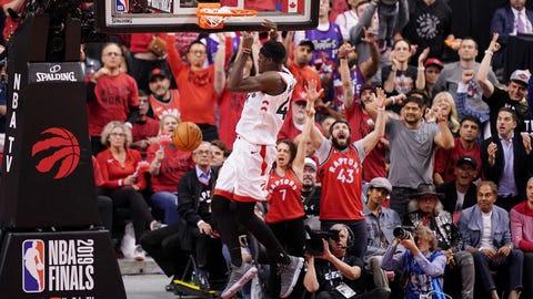 Toronto Raptors (58-24)