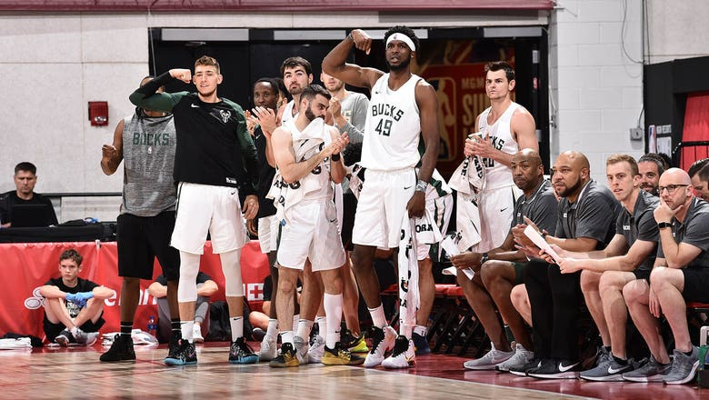 Breaking down the Bucks in 2019 NBA Las Vegas Summer League