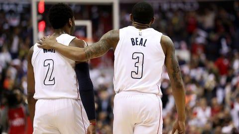 Washington Wizards (32-50)