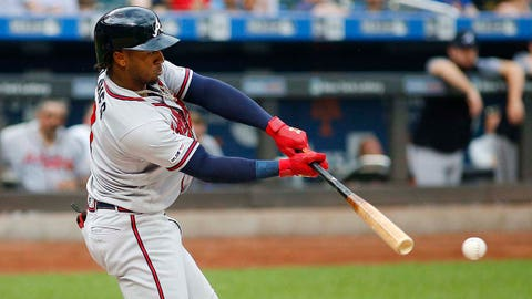 2. So who was the Braves' biggest snub?