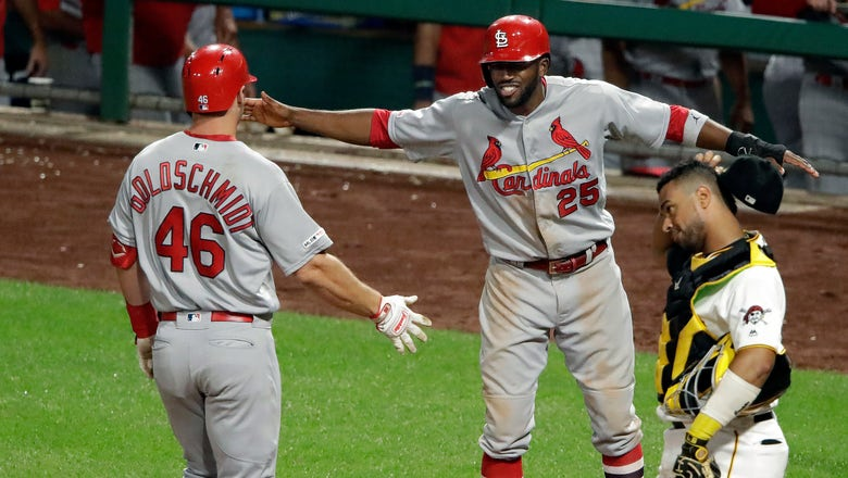 Goldschmidt's 10th-inning grand slam lifts Cardinals to wild 6-5 win over Pirates