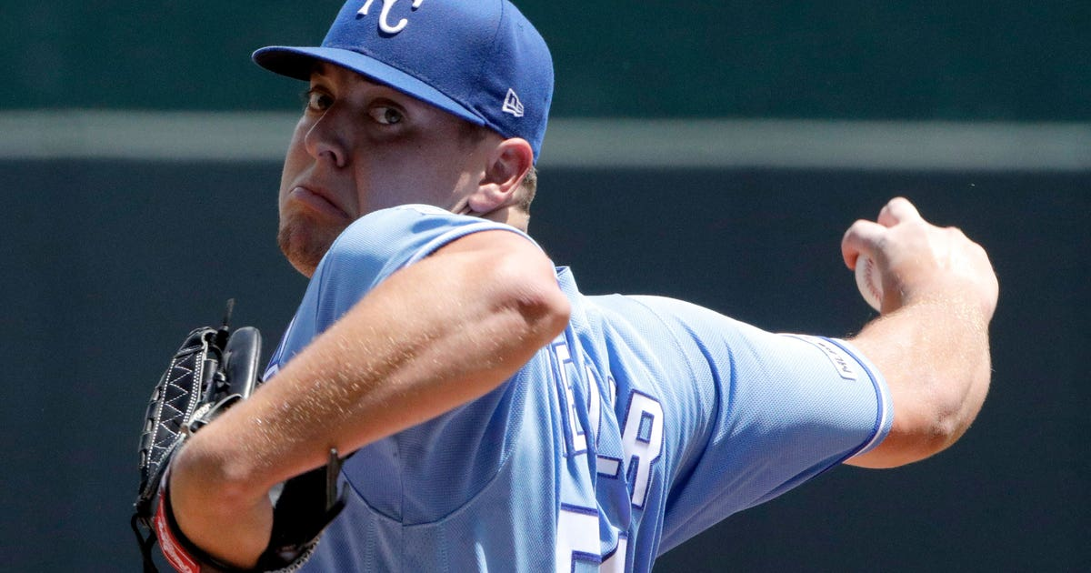 Keller spins 6.1 solid innings on hot day as Royals sweep White Sox | FOX Sports