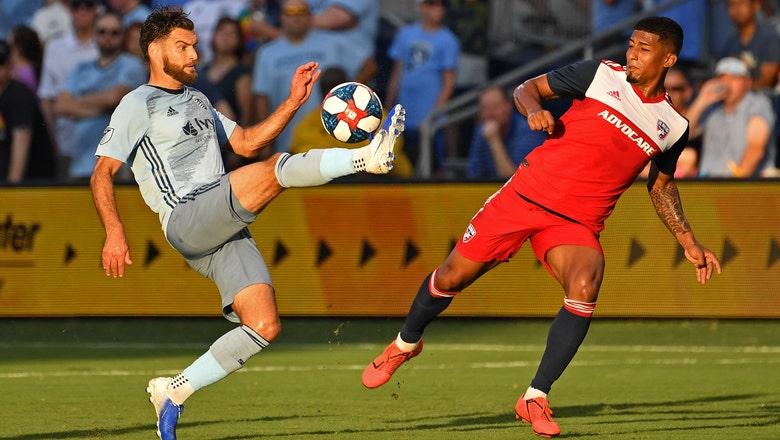 Sporting Kansas City suffers 2-0 home loss to FC Dallas