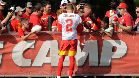 P Dustin Colquitt