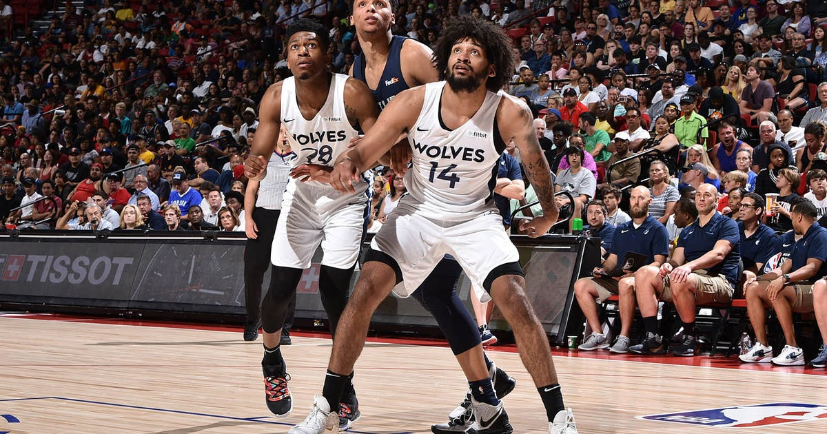 Timberwolves fall to Grizzlies in Summer League championship game