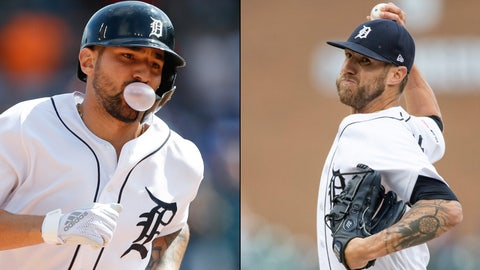 Tigers Trade Closer Greene, OF Castellanos