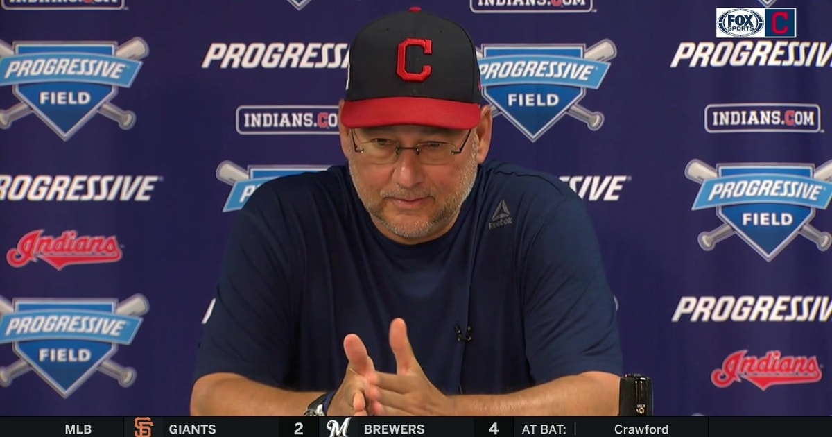 Terry Francona on Trevor Bauer's performance coming out of the All-Star break