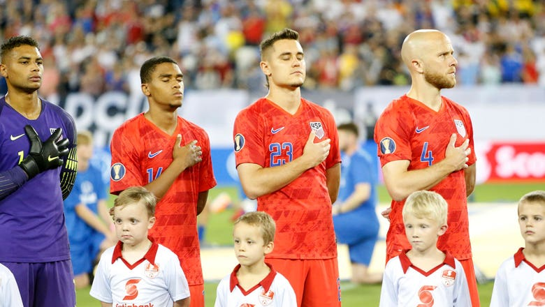 Stoppage Time with Stu: USMNT advances to the Gold Cup final