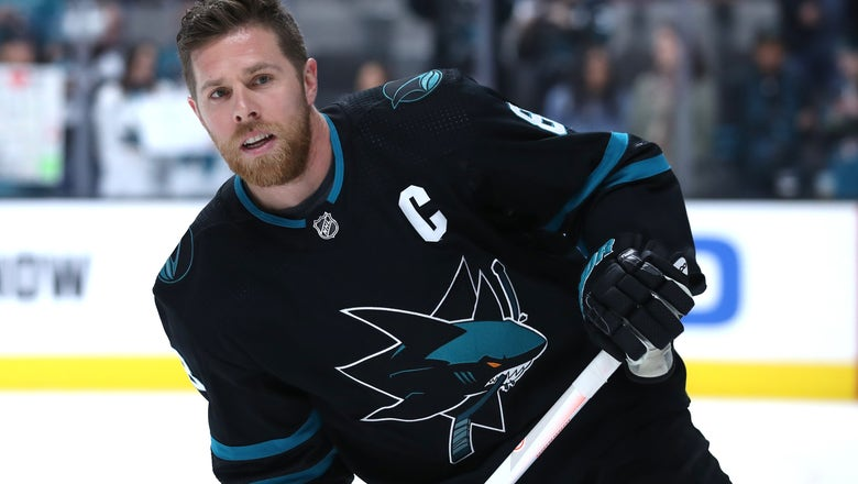 Stars strike huge in free agency, land Sharks forward Pavelski with 3-year deal