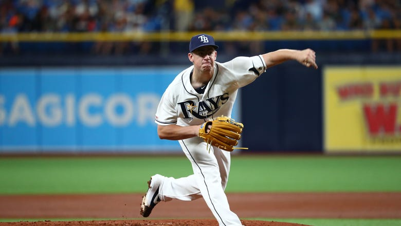 Rays' woes continue in 9-2 loss to White Sox
