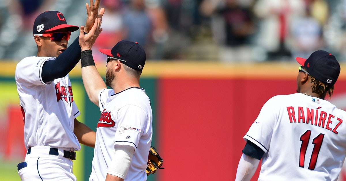 Lindor, Ramírez homer as Indians beat Royals 5-4 | FOX Sports