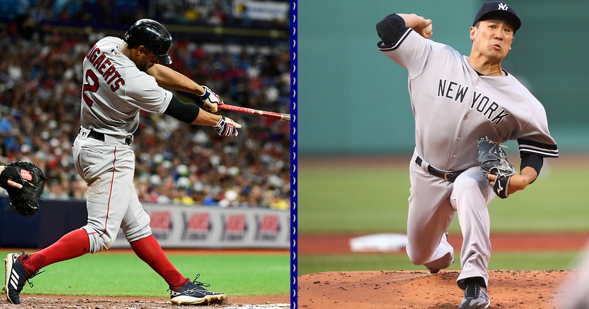 What separates the Red Sox from the Yankees right now?