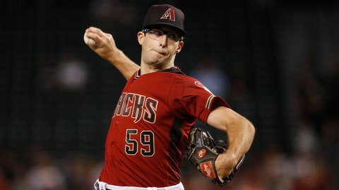 <p>               Arizona Diamondbacks starting pitcher Zac Gallen throws to a Philadelphia Phillies batter during the first inning of a baseball game Wednesday, Aug. 7, 2019, in Phoenix. (AP Photo/Ross D. Franklin)             </p>