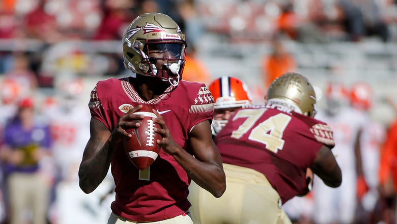 James Blackman in driver's seat of QB competition at Florida State