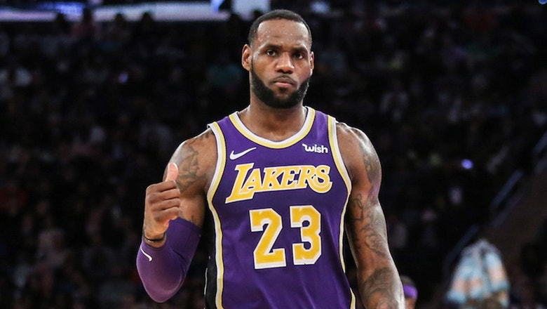 Chris Haynes: The Clippers will drive LeBron James to be the 'best he's ever been' next season