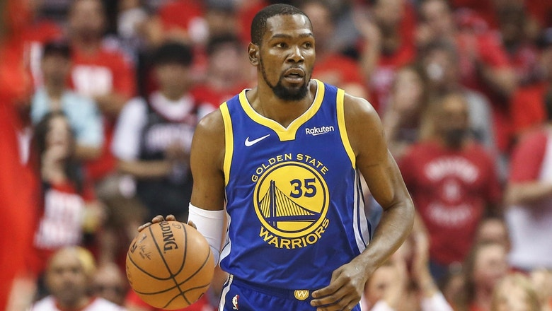 Jim Jackson likes that KD is not placing the blame on the Warriors for returning to the NBA Finals