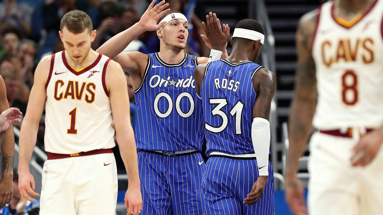 Magic will welcome Cavaliers to town on Oct  23 to begin