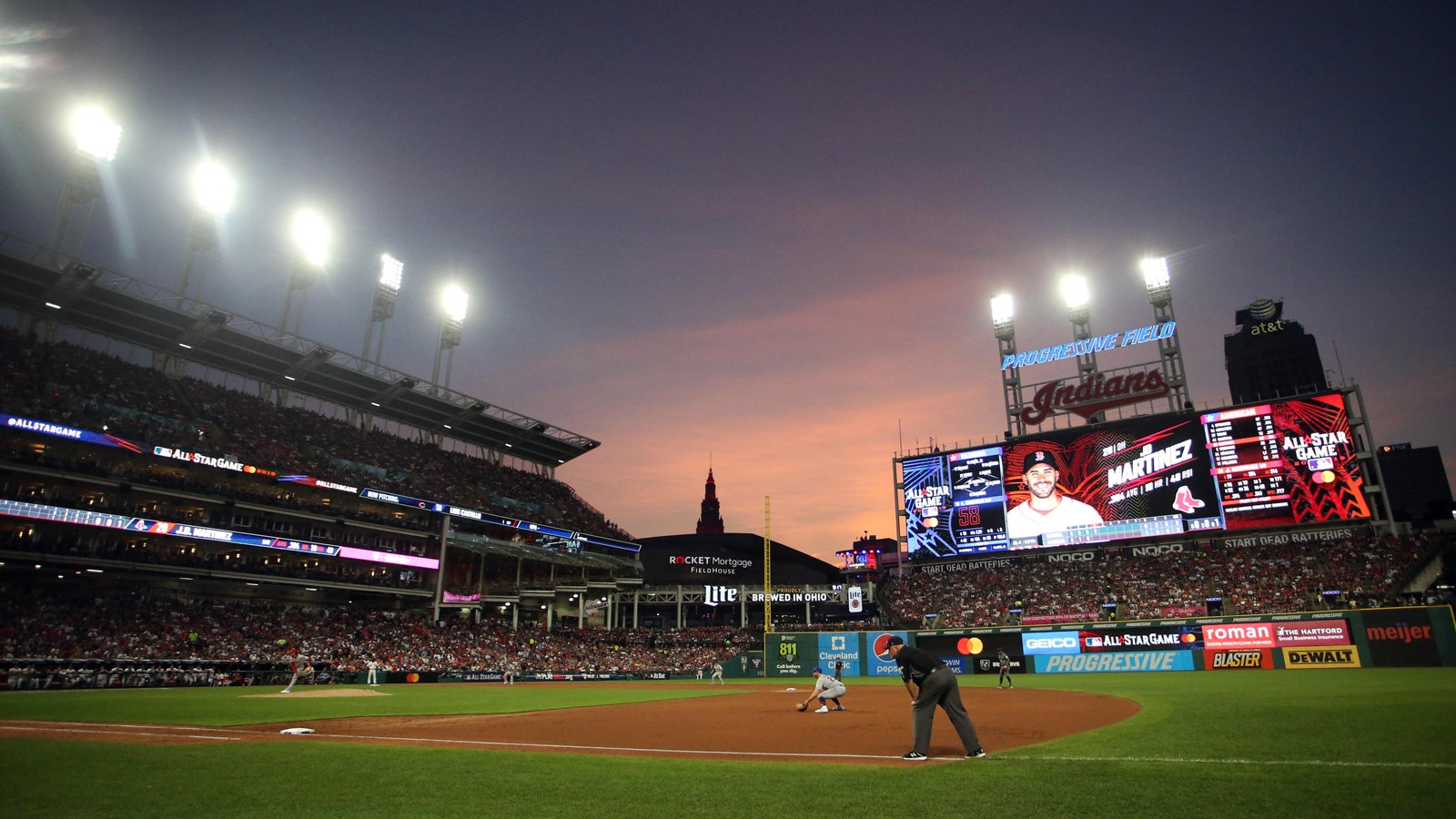Cleveland Indians 2020 schedule: Opening Day March 26 vs