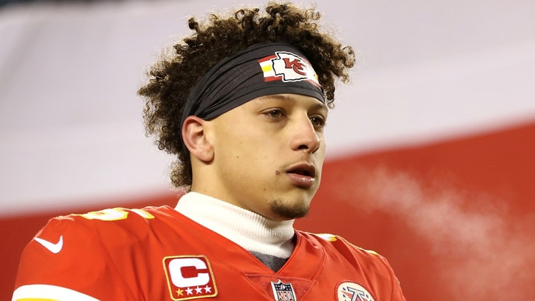 Marcellus Wiley isn't confident Patrick Mahomes will top his MVP numbers from last season