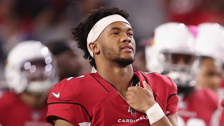 Cris Carter has concerns for Kyler Murray, Cardinals after preseason loss to Raiders