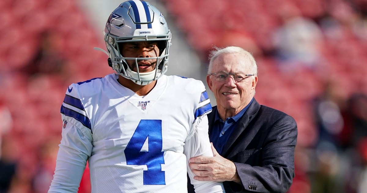 Colin Cowherd: Dak Prescott and Cowboys will agree to a 'make it work contract'