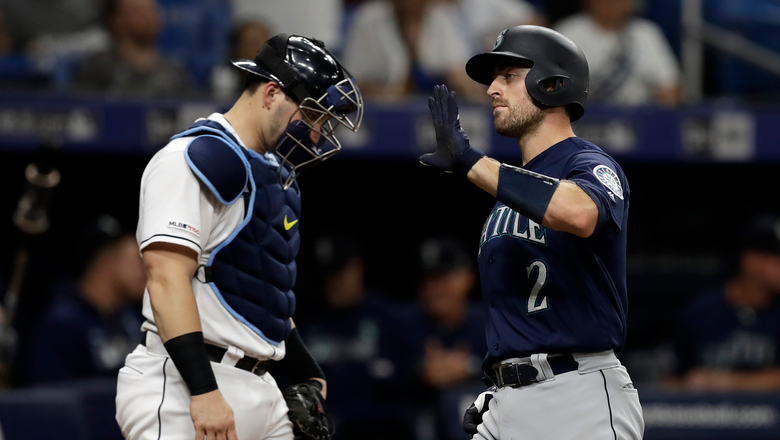 Rays give up tiebreaking homer in 6th inning, fall to Mariners 7-4