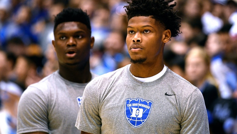Chris Broussard: NBA rookies survey saying Cam Reddish will have a better career than Zion is disrespectful