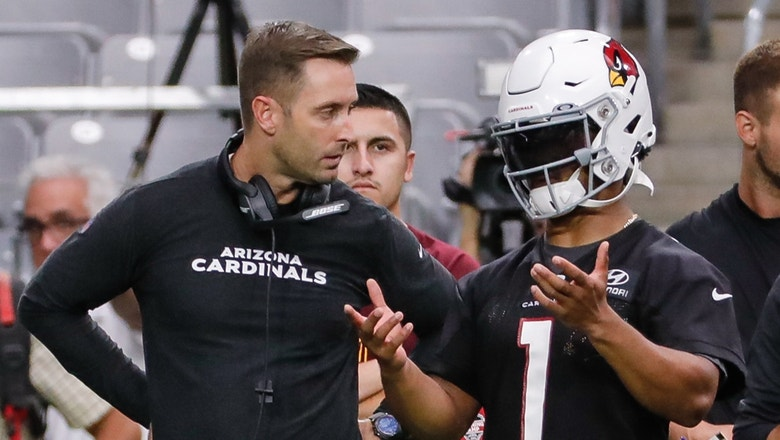 Cris Carter: Cardinals not showing offensive scheme in the preseason is a 'huge mistake'