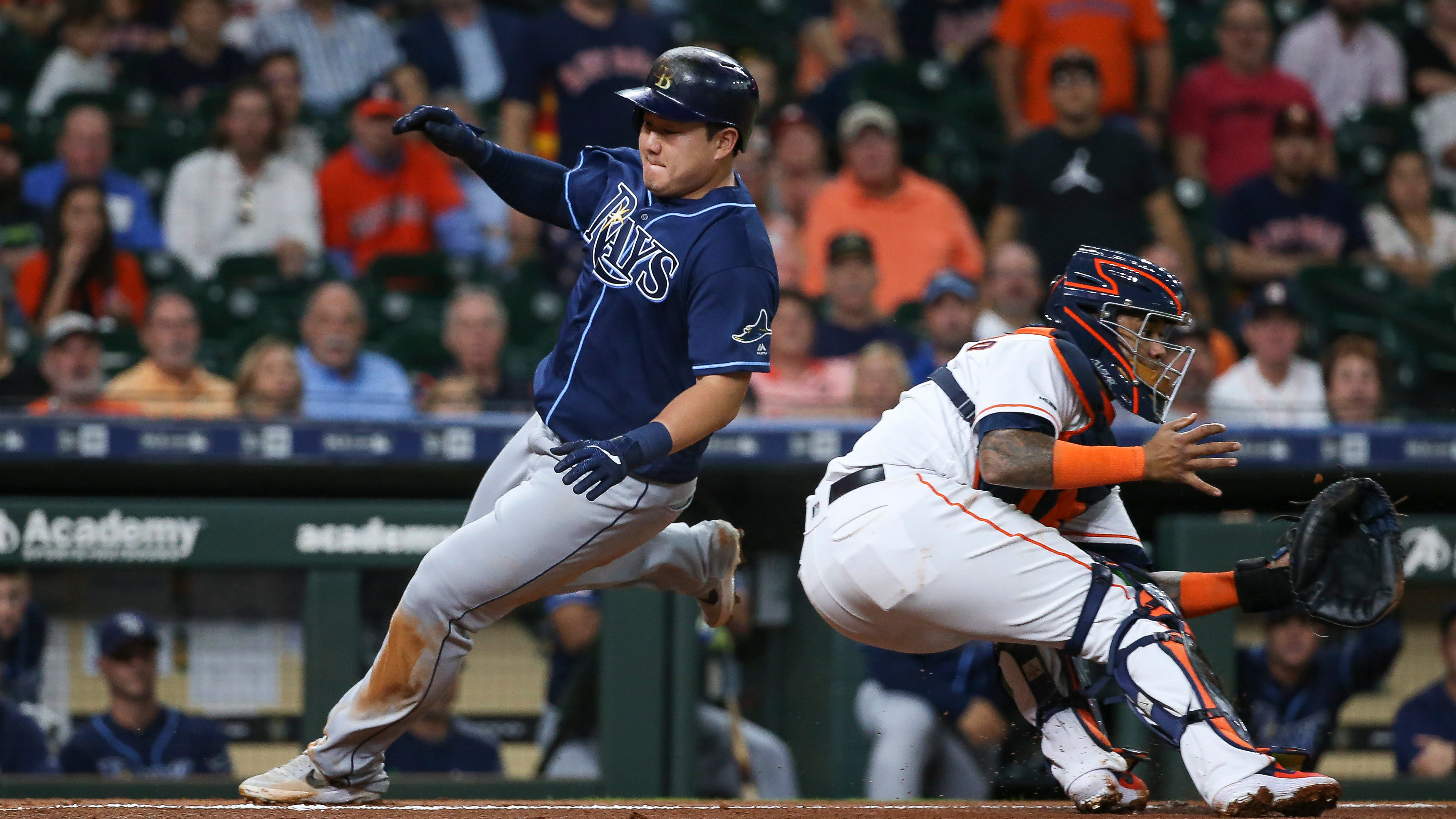 picture relating to Astros Printable Schedule identified as Houston Astros 8, Tampa Bay Rays 6